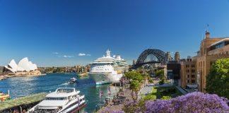 du lịch Úc mùa xuân