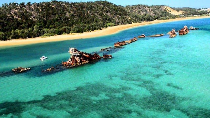Đảo Moreton