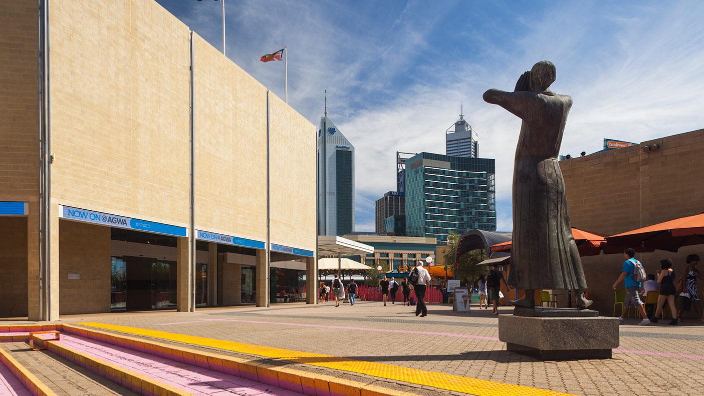 du lịch ở Perth nước Úc