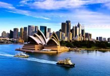 nhà hát Opera Sydney