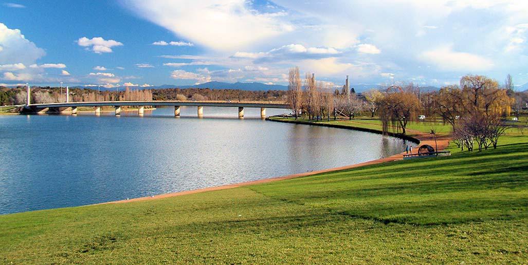 Cảnh Đẹp Nổi Tiếng Ở Canberra