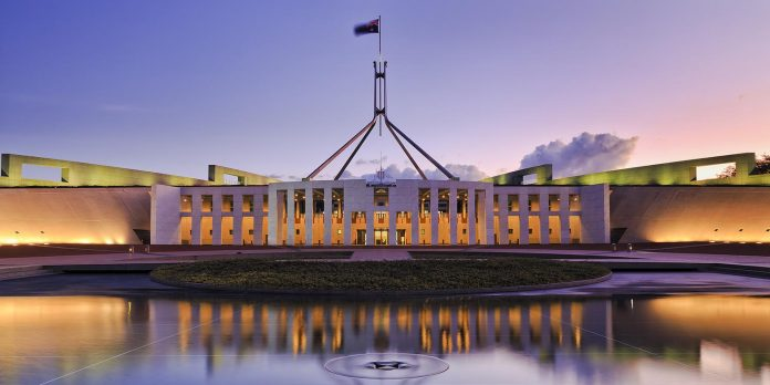 Cảnh Đẹp Ở Canberra