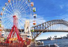 điểm vui chơi giải trí ở Sydney