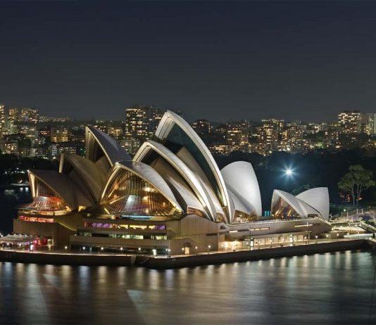 điểm check in ở Sydney