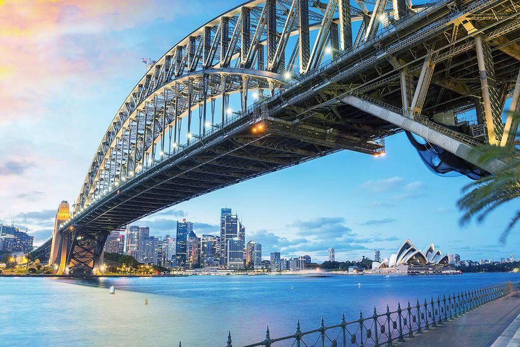 cầu cảng sydney