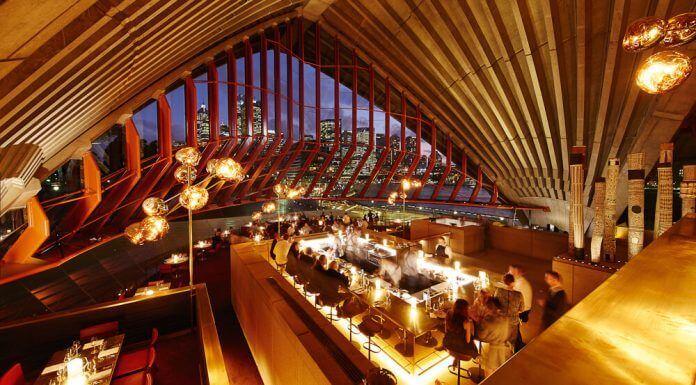 nhà hát con sò ở Sydney