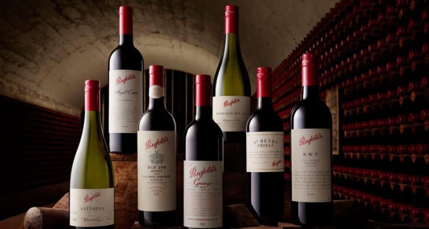 Rượu vang Penfold Grange